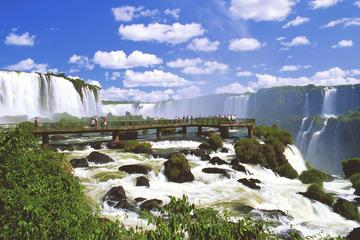 Cataratas do Iguaçu no lado...