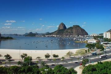 Cruzeiro pela Baía de Guanabara com almoço opcional com frutos do mar