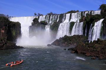 Argentinian Iguassu Falls Day Trip...