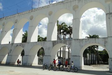Excursão de bicicleta na Lapa, Praia Vermelha, Urca e Botafogo