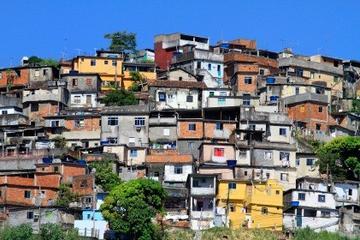 Excursión a favela de Río de Janeiro