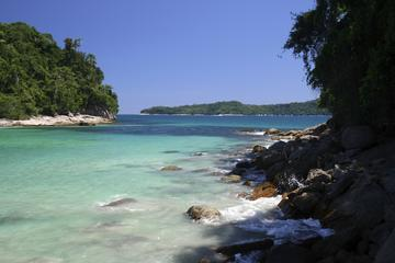 Excursion d'une journée à Angra dos Reis avec croisière en goélette