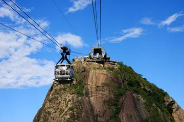 Heldagstur till Corcovado, Kristusstatyn och Sockertoppen