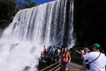 Iguassu Falls Argentinian Side with...