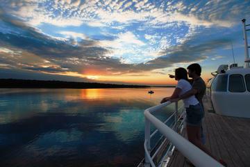 Itaipu Lake Catamaran Ride