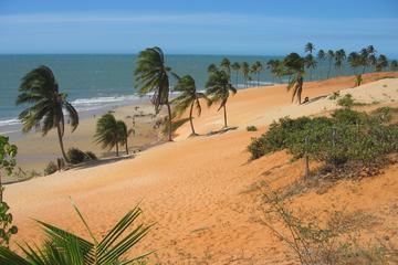 Lagoinha Beach from Fortaleza