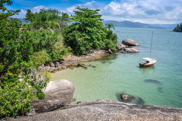 Paraty Schooner Cruise and Snorkeling...