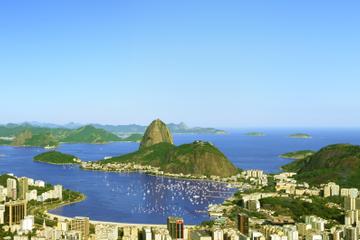 Rio de Janeiro Supereconômico: Corcovado e Pão de Açúcar mais...