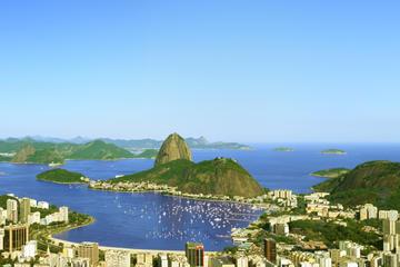 Rio de Janeiro supereconômico: corcovado e Pão de Açúcar mais Show...