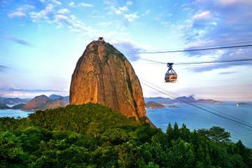 Rio de Janeiro-Tagestour: Corcovado...