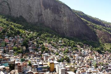 Favela and Tijuca Rainforest Tour by Jeep