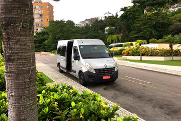 Shared Shuttle to Ilha Grande with Fast Speed Boat from Rio de Janeiro