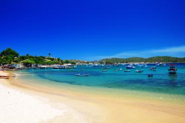 Tagesausflug nach Buzios von Rio de Janeiro