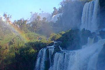 Tagesausflug zur argentinischen Seite der Iguazú-Wasserfälle ab Foz...