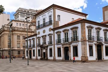 Tour a piedi di mezza giornata a Rio de Janeiro