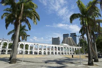Tour a piedi di Santa Teresa a Rio de Janeiro