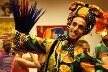 Tour du carnaval de Rio de Janeiro depuis les coulisses de Cidade do...