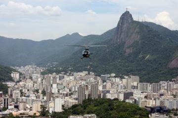 Tour in elicottero di Rio de Janeiro