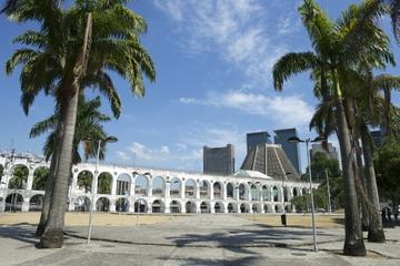 Tour à pied de Santa Teresa Rio de Janeiro