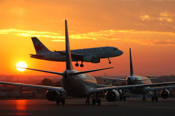 Traslado privado de partida: hotéis em São Paulo para o Aeroporto...