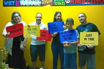 Day Trip The Hangover Escape Room near Hallandale Beach, Florida
