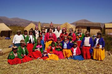 Full-Day Uros and Taquile Island Tour from Puno
