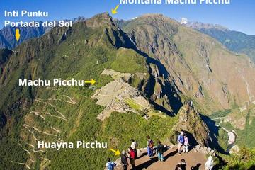 Machu Picchu and Huayna Picchu by Train 2 Days