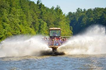 Day Trip 1-Hour Guided WildThing Jet Boat Tour in Wisconsin Dells near Wisconsin Dells, Wisconsin