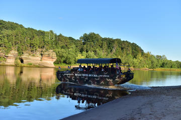 Day Trip Wisconsin Dells 1 Hour Land & Water Duck Tour near Wisconsin Dells, Wisconsin
