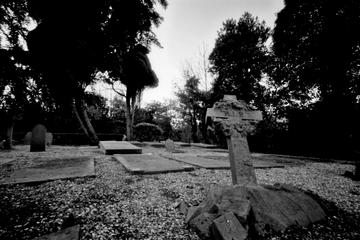 Day Trip 1.5-Hour Cemetery Ghost Hunt in Chattanooga near Chattanooga, Tennessee