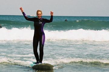 Beginner Surfing 1-Day - Santa Cruz