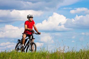 Day Trip Mountain Biking Clinic near Santa Cruz, California
