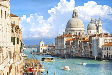 Concert baroque de l'ensemble Interpreti Veneziani et dîner