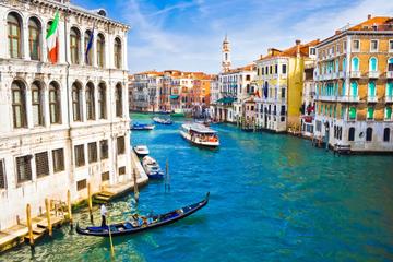 Excursão em Terra por Veneza: Tour de Meio Dia a Pé