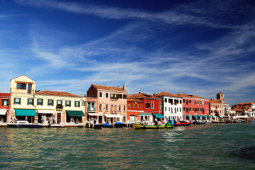 Murano, Burano and Torcello Half-Day...