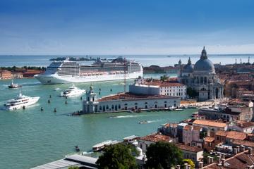 Navette partagée au départ de Venise...