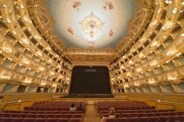 Visite du Teatro La Fenice à Venise