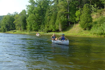 Manistee River Canoeing Day Tour