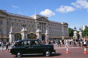 Privérondleiding: rondleiding per zwarte Engelse taxi door Londen