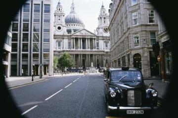 Privat rundtur: Harry Potter-rundtur i London-taxi