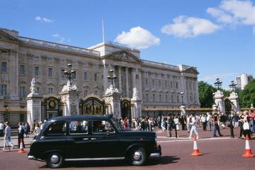 Private Tour: Black Taxi-Tour durch London