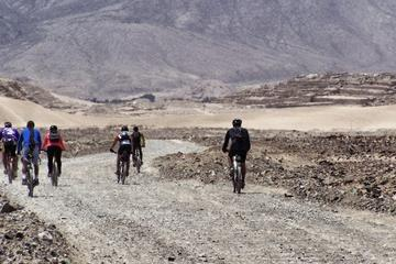 Caral Archaeological Site Biking Tour from Lima