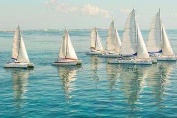 Excursão de catamarã em Isla Mujeres