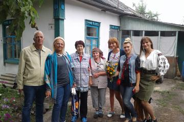 Private Ukrainian Village Tour with Traditional Lunch