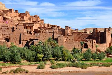 Full-Day Trip from Marrakech to Ouarzazate and Ait Ben Haddou