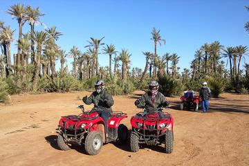 Marrakech Palm Oasis and Desert Quad...