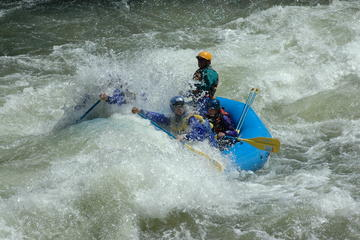 Whitewater Rafting on the Middle Fork of the American River
