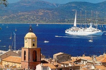 Balsa para St Tropez partindo de Cannes