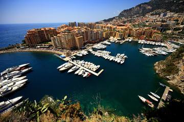 Bootstour nach Monaco