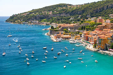 Crucero turístico por la Riviera francesa desde Niza